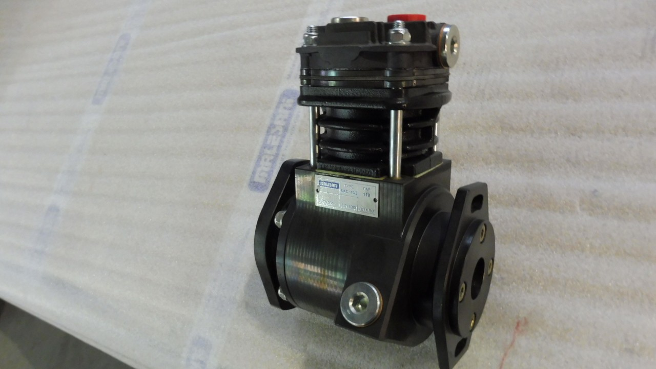 Compressore ad Ingranaggi per motore Kubota