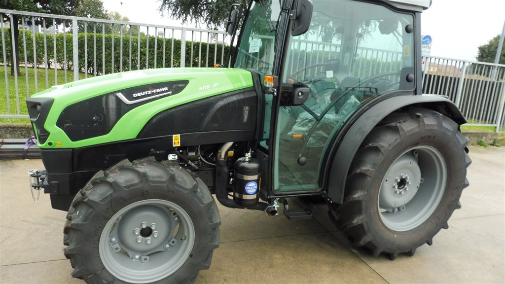 Impianto di frenatura pneumatico Mother Regulation per trattore Deutz-Fahr 5115 DF (FRUTTETO)