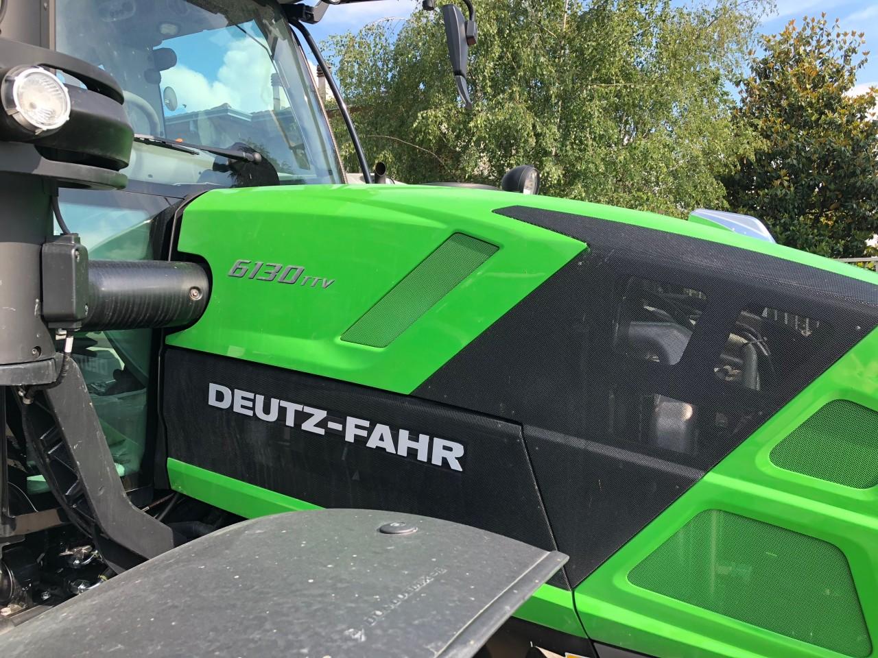 Impianto di Frenatura Pneumatico o Idraulico installato su Deutz-Fahr 6130 TTV (MR)