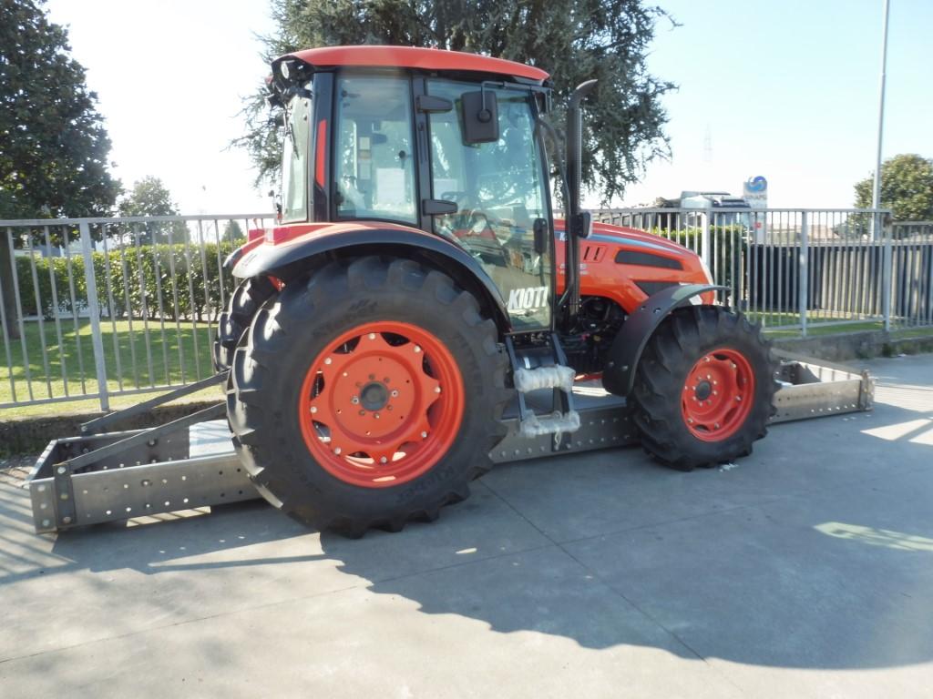 Servizio di omologazione impianti di frenatura per trattori e rimorchi