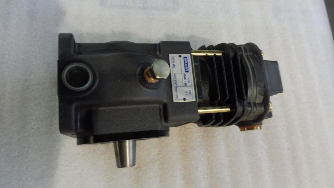 Compressore con Trascinamento a Cinghia MAC 110