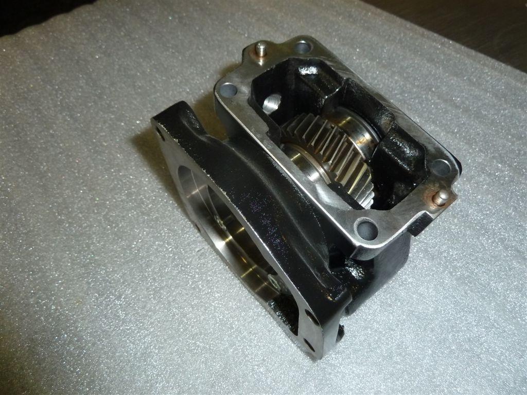 Presa di Potenza per Compressori MAC 110/I